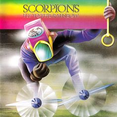 Scorpions-Fly To The Rainbow