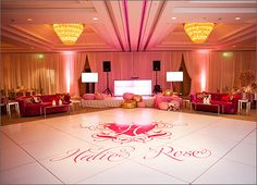 Pretty in Pink Bat Mitzvah at the Island Hotel Newport. Photo by Christopher TODD Studios #pink #batmitzvah #girlparty