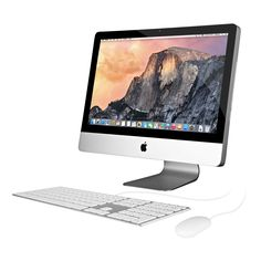 Apple iMac A1311 21.5 Desktop 2011 i5 Quad Core 2.7GHz 8GB RAM 1TB HDD Sierra