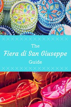 The Fiera di San Giuseppe is one of the oldest and most traditional fairs in Cosenza. Get the most out of the fair with this guide!