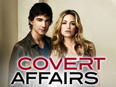 Covert Affairs - Episode Guide, TV Times, Watch Online, News - Zap2it