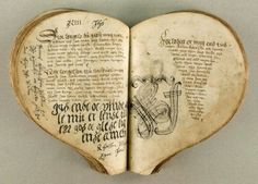 The Heart Book is regarded as the oldest Danish ballad...