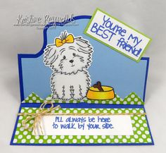 Stamped with birthday4cookie and treats4cookie from #Thestampsoflife #Card #Rubberstamping #papercrafts