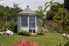 The Balmoral Gazebo - part of the Scotts Summerhouse Range