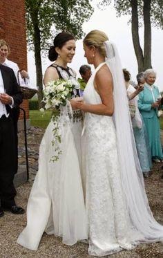 13 May 2006 - Wedding of Thomas Olsen & Annette Petersen at Holckenhavn Slot