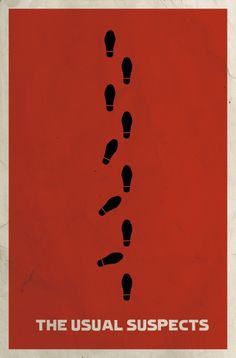 One of the best movies the first time you watch it...The Usual Suspects #Best #Movies