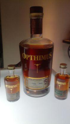 Opthimus #packaging #rum #premium