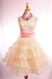 Betsey Johnson dress, reminds me of a cupcake