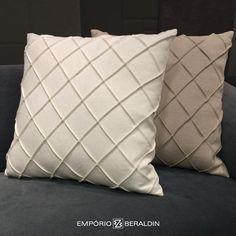 Novas almofadas da Coleção Beraldin 2015.  #EmporioBeraldin