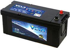 batteri lastbil