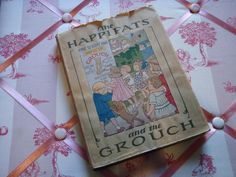 RARE CHILDREN'S BOOK with Dust Jacket  by BatnKatArtifacts on Etsy