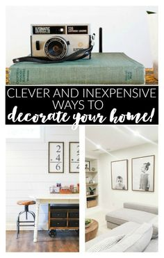 1580 Best Home Decorating Ideas Images In 2019 Diy Ideas For Home - Home-decorator-ideas