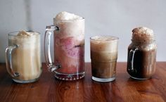 Start your weekend off right with one of our beer ice cream floats! Click through for recipes!