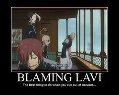 Just blam Lavi