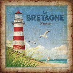 vintage tourism © bruno pozzo 2017 Vintage Beach Signs, Vintage Tin Signs, Vintage Labels, Vintage Postcards, Vintage Ads, Vintage Images, Beach Illustration, Art Deco Illustration, Art Deco Posters