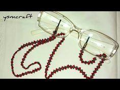 GÖZLÜK İPİ YAPIMI - YouTube Gold Bullion, Diy And Crafts, Youtube, Diamond, Allah, Jewelry, Hanging Necklaces, Eyeglasses, Accessories