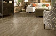 Light Grey and Cream Wood Floors