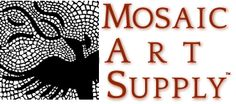mosaic art supply logo