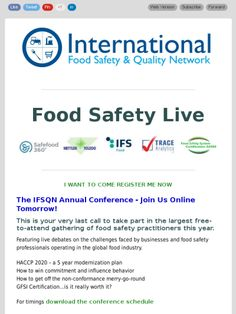 39 Best Food Safety Talk Newsletters images in 2018 | Safety