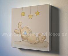 1000 images about cuadros infantiles on pinterest bebe - Cuadros en bastidor ...