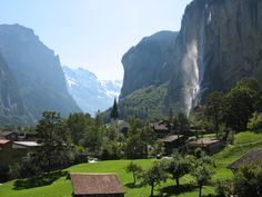 Switzerland.  One day.