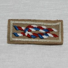 Eagle Scout Award Square Knot Patch  BSA Boy Scouts Free Shipping Official
