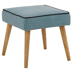 Home affaire Hocker »Retro« Stool, Retro, Design, Furniture, Home Decor, Birch, Natural Colors, Wood, Decoration Home