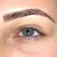 Such a gorgeous Microbladed Brow done by @maddison.sumsion ! #amaradayspa