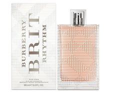 Burberry Brit Rhythm 3 oz Eau De Toilette Spray 90 ml By BURBERRY FOR WOMEN NIB #BURBERRY