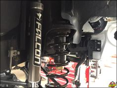 """Falcon series 2 shocks and a Teraflex 2.5"""" lift under an awesome 2015 Jeep Wrangler at Axleboy. _______________________________________ #Axleboy #offroad #Jeep #Wrangler #lifted #teraflex #falcon #jeepshop #missouri #ofallon #jeeplife #jeepbeef #jeepthing #upgrade #4x4 #olllllllo"""