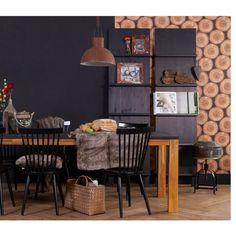 vtwonen Pronkrek 215 cm - Zwart - vtwonen design online webwinkel
