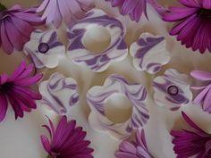 Jabones de flores!!!