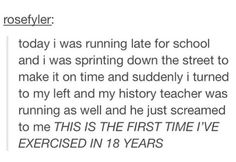 I would've fallen over... omg lol