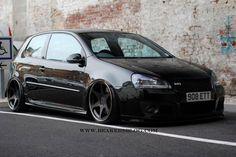 All black GTI