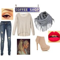 Super cute! from polyvore