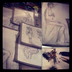 Работы по рисунку