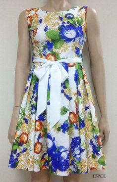 Elbise , dress , moda 2015 - Espoe 2003