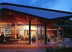 "1435 Linda Ridge Road (Home of Mortimer ""Tim"" Matthews) / Pasadena, California / Pulliam, Zimmerman and Matthews"