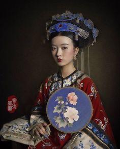 Exquisitely beautiful portrait  http://gelinshop.com/ipost/1522260359397117961/?code=BUgJ7tJhhAJ