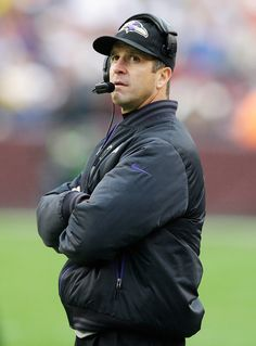 john harbaugh | John Harbaugh Photos - Baltimore Ravens v Washington Redskins - Zimbio