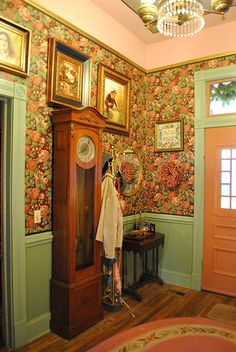 """Check out the amazing board where I found this pin: """"Our Own Folk Victorian Restoration."""" Lots of inspirational pictures to see."""