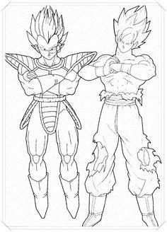 Las 57 Mejores Imágenes De Dibujos De Goku Y Sus Amigos Para