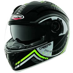 Caberg Vox Rival Motorcycle Helmet  Description: The Caberg Vox Motorbike Helmet is packed with       features…              Specifications include                       Full Face Helmet                    Manufactured, designed and tested in Italy                    Double Visor System                    Integrated sun...  http://bikesdirect.org.uk/caberg-vox-rival-motorcycle-helmet-6/