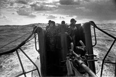U-Boats ~ Unterseeboot German submarine U-96 was a Type VIIC U-boat of Nazi Germany's Kriegsmarine during World War II.~ BFD: