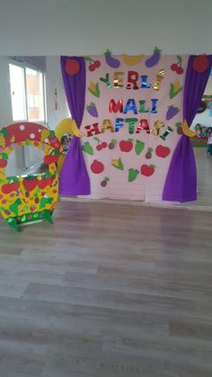 Craft Stick Crafts, Diy And Crafts, Crafts For Kids, Class Decoration, Preschool Themes, Classroom Decor, Montessori, Kindergarten, Teaching