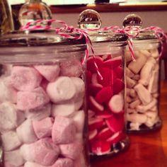 Lollie jars