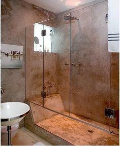 banheiro cimento queimado - Google Search