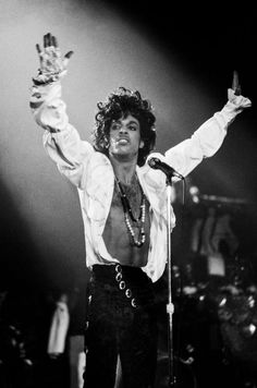 Prince | Rock & Roll Photo Gallery - PRINCE, 1985
