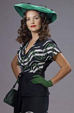 Jodi Balfour as Glady Witham - Bomb Girls. http://mindreels.files.wordpress.com/2012/01/bomb-girls-gladys-witham-jodi-balfour-interview.jpg