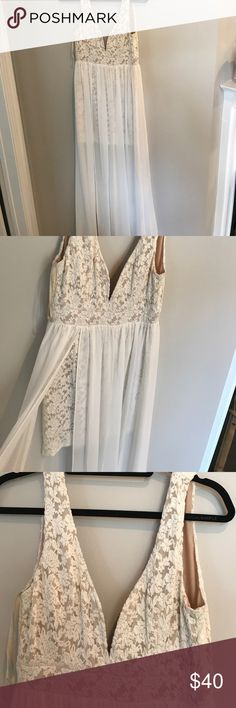 Ark & Co Dress Perfect for a bride to be! Never worn before ! Ark & Co Dresses Maxi